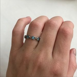 Anjolee Infinity Ring